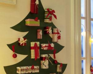 Arvore Natal na parede
